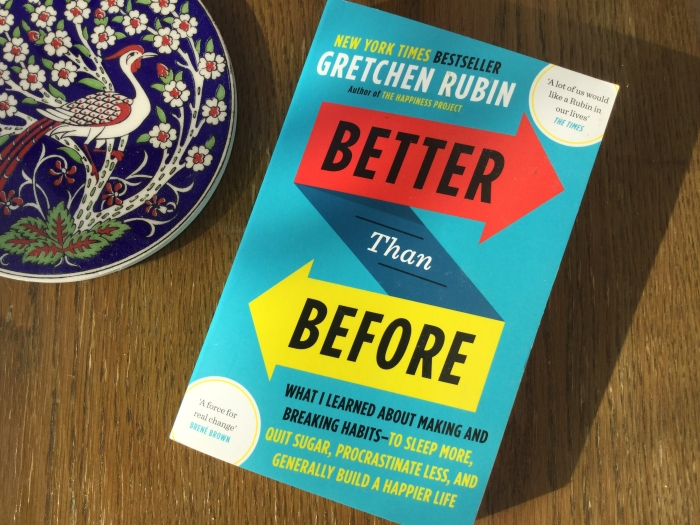 Better than before Gretchen rubin