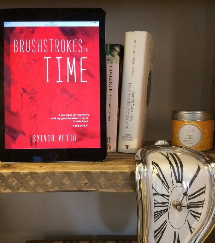Brushstrokes in Time – Sylvia Vetta