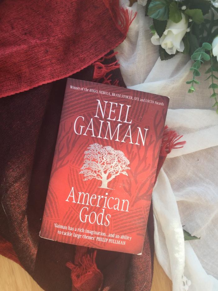 American Gods – NeilGaiman
