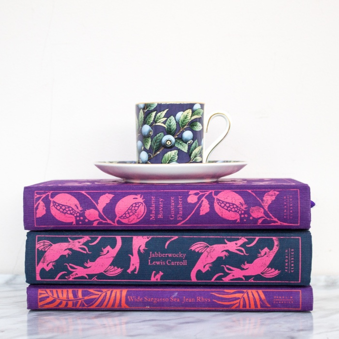 Purple penguin clothbound classics