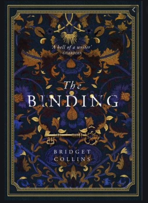 The binding Bridget Collins