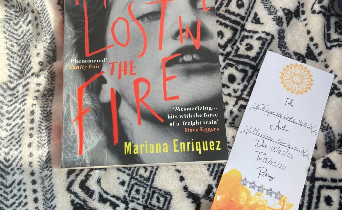 Things We Lost In The Fire – Mariana Enriquez