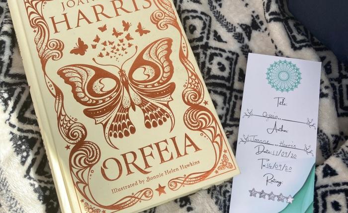 Orfeia – Joanne M.Harris