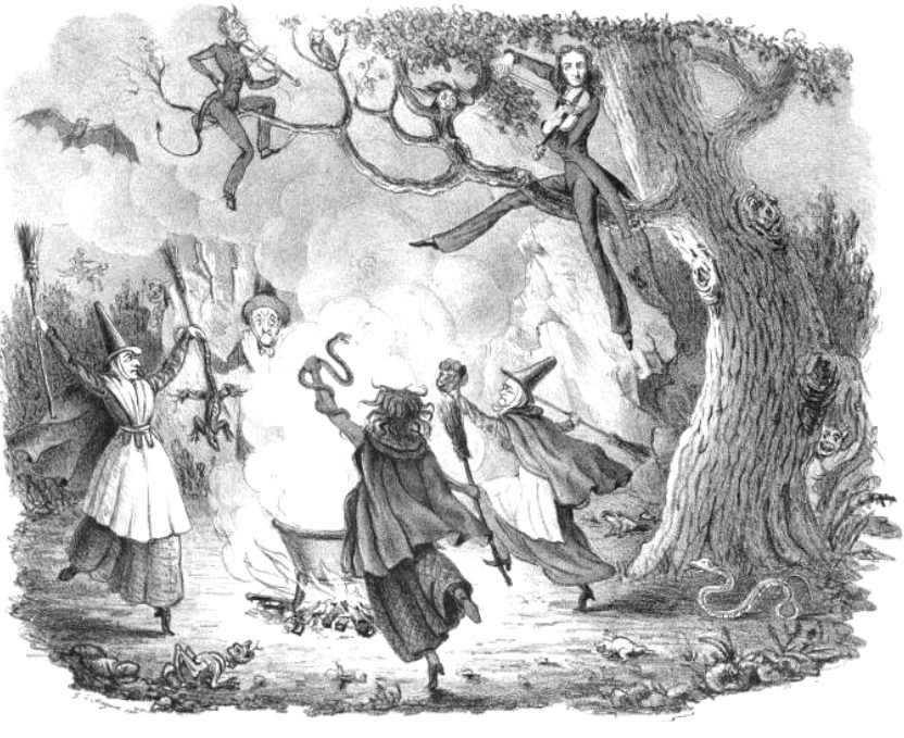 The Pendle Witches, Jennet Device and Edmund Robinson
