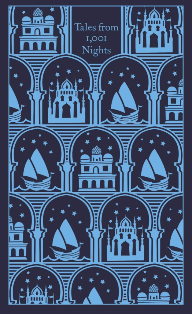 Arabian Nights Penguin clothbound classics